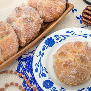 curso de panaderia elaboracion de pan de muerto