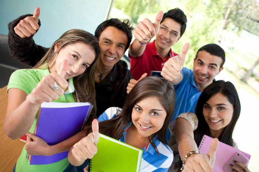 psicologia positiva en estudiantes