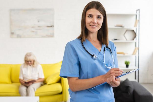 vocacion para ser enfermera